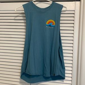 Hurley Wave Muscle Tank
